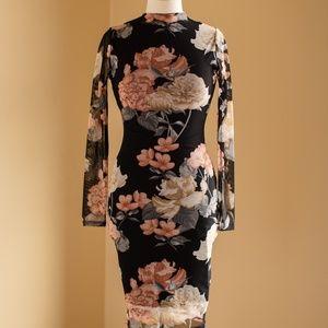 Windsor Slim Fit Floral Dress
